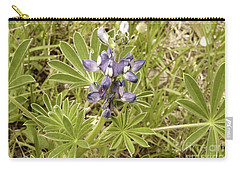 Carry-all Pouch featuring the photograph Kings Park Wildflower by Cassandra Buckley
