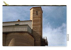 Carry-all Pouch featuring the photograph Kingscote Castle by Stephen Mitchell