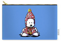 Kiniart Snowbunny Westie Carry-all Pouch