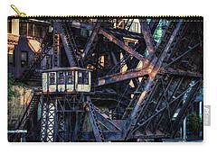 Kinzie Rail Bridge Detail Carry-all Pouch