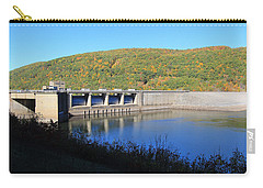 Carry-all Pouch featuring the photograph Kinzua Dam by Rick Morgan
