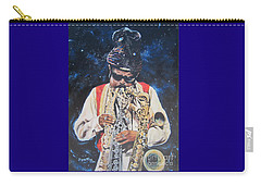 American History. .  Rahsaan  Roland Kirk  Carry-all Pouch