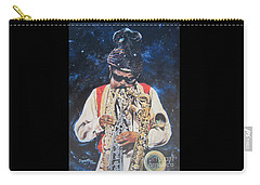Blue Cat Productions.  Rahsaan  Roland Kirk  Carry-all Pouch