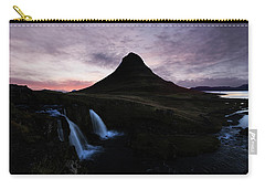Kirkjufell Mountain Carry-all Pouch