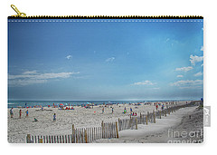 Carry-all Pouch featuring the photograph Kismet Family Fun by Judy Hall-Folde