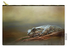 Kiss Me Carry-all Pouch by Steven Richardson