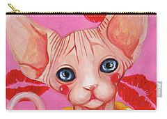 Kiss Sphynx Carry-all Pouch