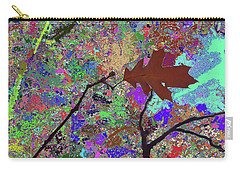 Kiss To The Sky In Fall Carry-all Pouch