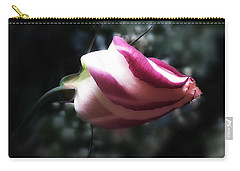 Carry-all Pouch featuring the photograph Kissed By The Moonlight by Gabriella Weninger - David