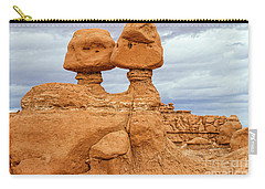 Kissing Rock Carry-all Pouch