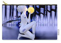 Kissing The Moon Carry-all Pouch
