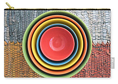 Kitchen Rainbow Carry-all Pouch
