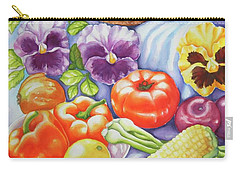 Kitchen Symphony Carry-all Pouch