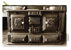 Carry-all Pouch featuring the photograph Kitchener by Greg Fortier