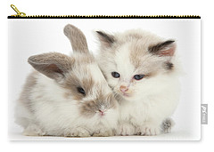 Kitten Cute Carry-all Pouch