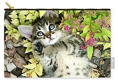 Kitten Dreams Carry-all Pouch