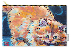 Kitty Keepsies Carry-all Pouch
