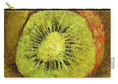 Kiwifruit Carry-all Pouch