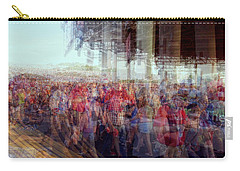 Carry-all Pouch featuring the photograph Klipsch by Cathy Donohoue