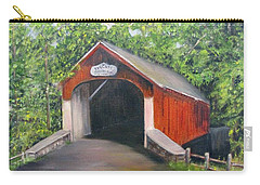 Knechts Covered Bridge Carry-all Pouch