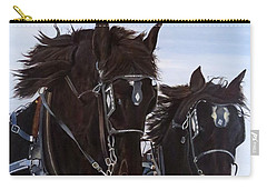 Knights On Four Carry-all Pouch