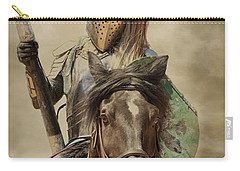 Knights Tale Carry-all Pouch by Steve McKinzie