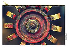 Knob Carry-all Pouch by Joseph Skompski