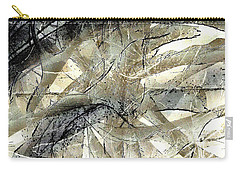 Carry-all Pouch featuring the painting Knotty by Vicki Ferrari