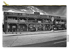 Knuckle Saloon Sturgis Carry-all Pouch by Richard Wiggins