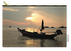Ko Tao In Evening Carry-all Pouch by Tamara Sushko