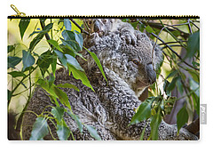 Koala Joey Carry-all Pouch by Jamie Pham
