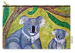 Koala Sunrise Carry-all Pouch