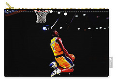 Kobe Bryant In Flight 08a Carry-all Pouch