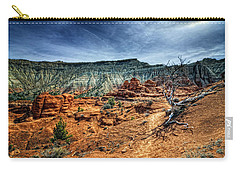 Kodachrome Basin Afternoon Carry-all Pouch
