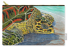 Kohilo The Turtle Carry-all Pouch