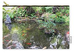 Koi Garden Carry-all Pouch