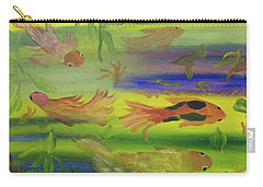 Koi Play Carry-all Pouch