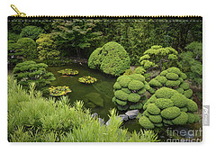 Koi Pond Carry-all Pouch