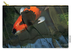Koi Reflection Carry-all Pouch