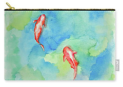 Koi Summer Carry-all Pouch