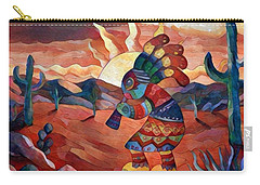 Kokopelli A Carry-all Pouch