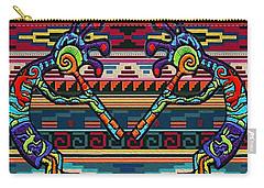 Kokopelli Art Carry-all Pouch