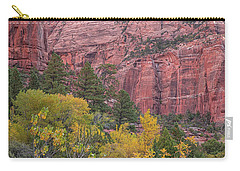 Kolob Canyon Colors Carry-all Pouch