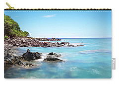 Kona Hawaii Reef Carry-all Pouch by Joe Belanger