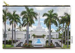 Kona Hawaii Temple-day Carry-all Pouch