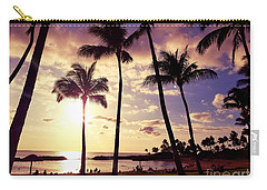 Koolina Sunset Carry-all Pouch