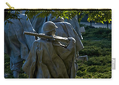 Korean War Memorial Carry-all Pouch