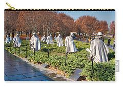 Korean War Memorial Carry-all Pouch