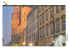 Carry-all Pouch featuring the photograph Krakow by Juli Scalzi