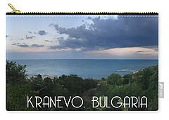 Kranevo Bulgaria Carry-all Pouch